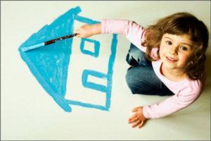Жилищные права детей-сирот и детей, оставшихся без попечения родителей