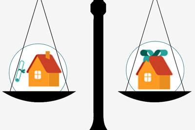 Различие между дарением и завещанием