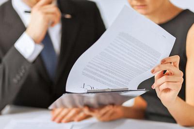 Сбор документов для суда