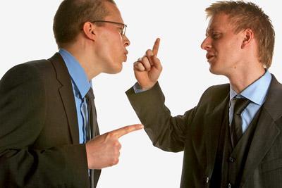Родственники спорят