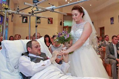 Заключение брака в больнице
