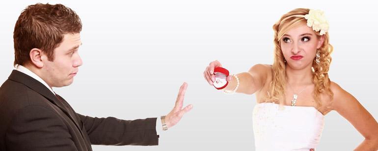 Причины, делающие невозможным заключение брака