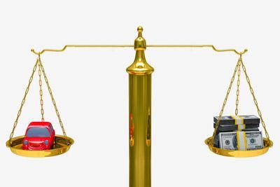 Определение стоимости авто в суд