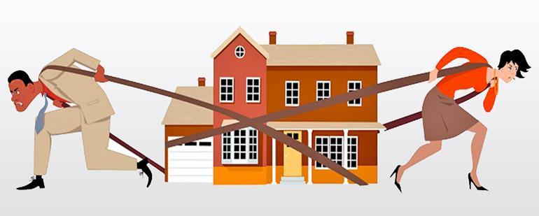 Раздел имущества при разводе: сроки и документы