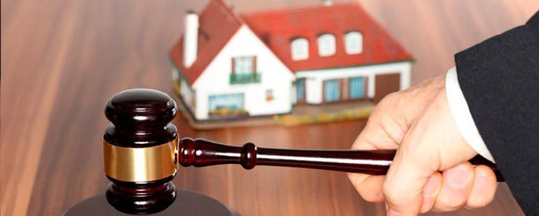 Принятие наследства через суд