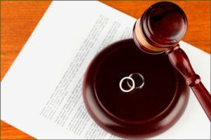 Исковое заявление на расторжение брака