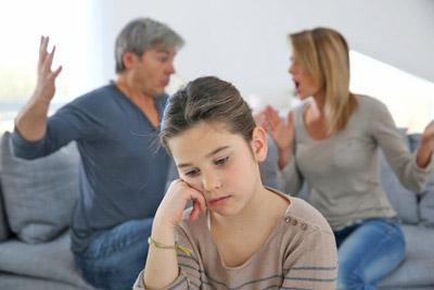 Родители разводятся
