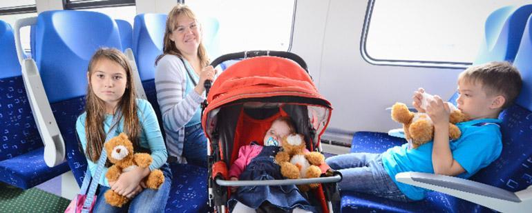 Предоставление бесплатного проезда для многодетных семей