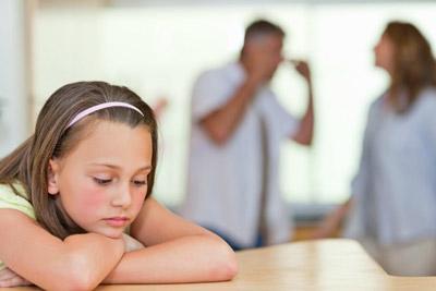 Подросток и родители