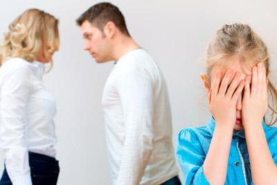 Переживания ребенка по поводу развода