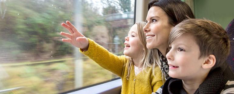 Льготы многодетным семьям на железнодорожные билеты
