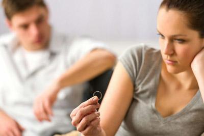 Пара в фактическом браке