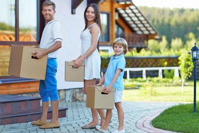 Собственное жилье у молодой семьи