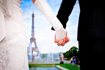 Регистрация брака за рубежом