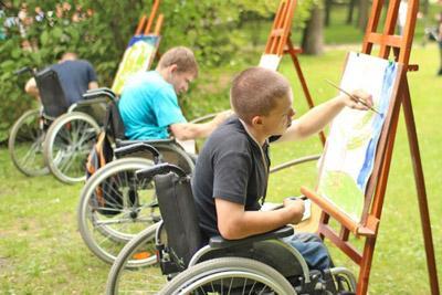Адаптация детей-инвалидов