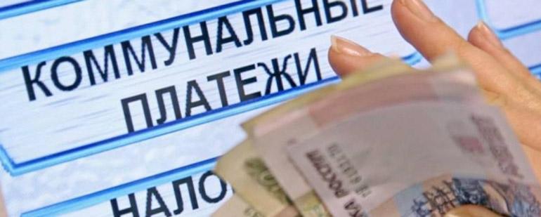 Погашение задолженности по квартплате материнским капиталом