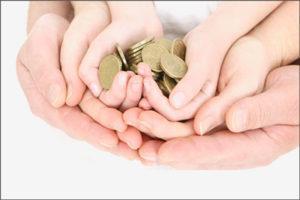 Государственная помощь малообеспеченным семьям