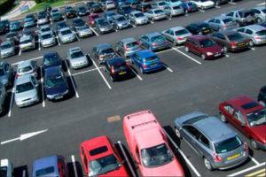 Бесплатная парковка для многодетных семей