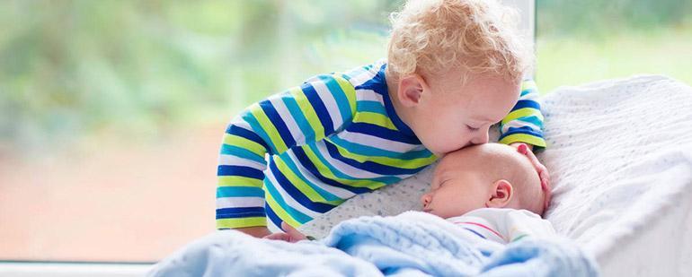 Губернаторская помощь при рождении второго ребенка