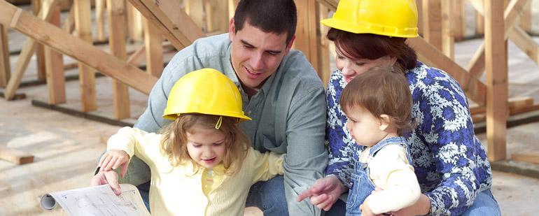 Программа ипотечного кредитования «Молодая семья» в Новосибирске
