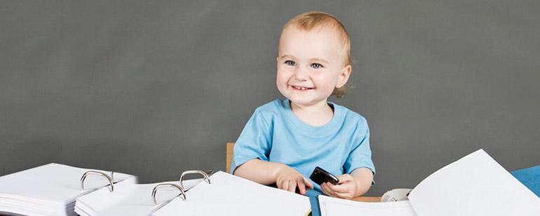 Документы для оформления детских пособий