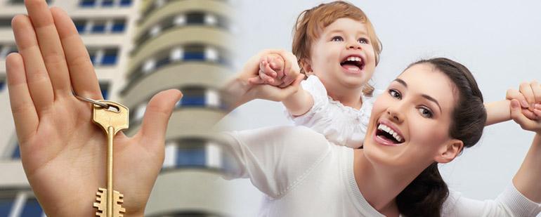Квартира от государства матери-одиночке: все, о чем нужно знать