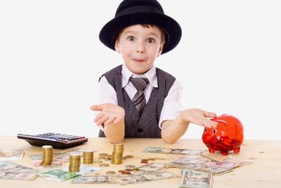 Возврат налогов на детей