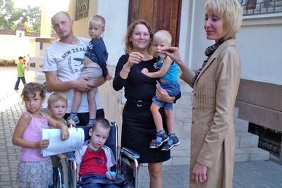 Ребенок-инвалид в семье