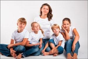 Пособия многодетным матерям одиночкам