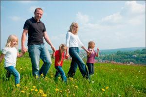 Земельные участки многодетной семьи