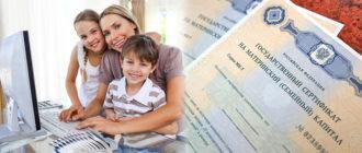 Срок продления материнского капитала