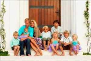 Статус «многодетная семья»