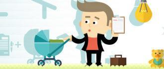 Подача заявления о предоставлении стандартного налогового вычета на детей
