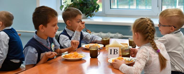 Бесплатное питание, положенное учащимся младших классов
